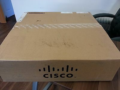 New Sealed CiscoISR4331/K9 Router [Not Affected By Clock]