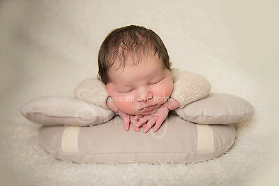 Big Posing Bean -Newborn Photography Posing Props UK