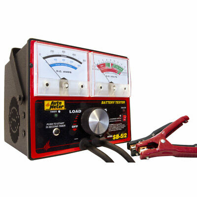 Auto Meter Products 800A Carbon Pile Load Tester - SB-5/2