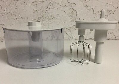 Braun Multipractic 4258 4259 4261 4262 Egg Beater Whisk And Bowl 1000ML