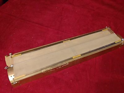 "Hohner Atlantic Accordion Repair Part - Treble Grill 18"" x 4.75"" x 1.25"""
