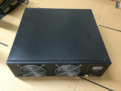AntMiner S4 2000GH 2TH/s BitMain BitCoin ASIC Miner BeagleBone Control Lot AS-IS