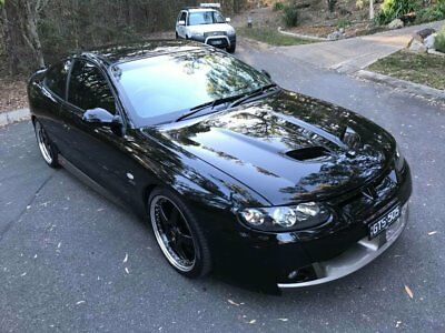 2004 Holden Special Vehicles Coupe V2 Series 3 GTS Phantom Black Automatic 4sp