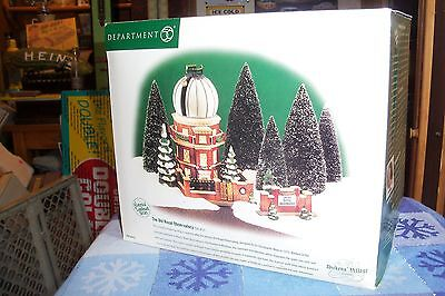 Dept 56 The Old Royal Observatory #58453 Dickens Village / Retired Nib
