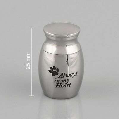 Mini Keepsake Urn Small Cremation Urn for Ashes Funeral Urn 3 Models