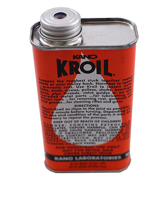 Kano Kroil Penetrating Oil, 8 oz. liquid (KROIL)
