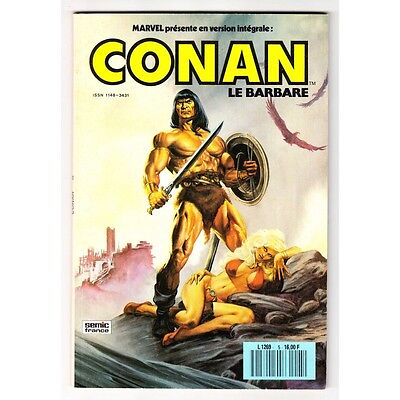 Conan (Semic) N° 5 - Comics Marvel
