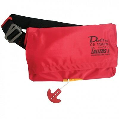 Lalizas Automatic vest Delta 150 N in Belt bag - automatic Life jacket