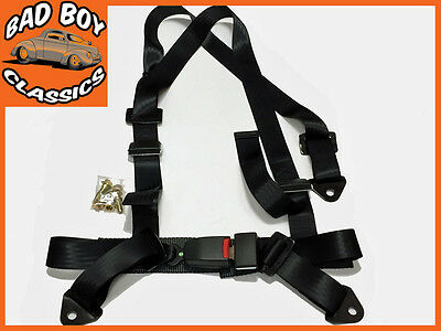 3 / 4 / 5 Punkt-motorsport Racing Sportwagen / 4x4 Seat Belt Harness Universal