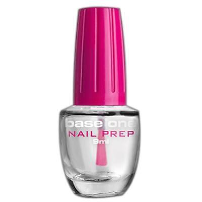 Silcare Base One Nail Prep Non Acid for UV Gels and Acrylic Nail Preparation 9ml