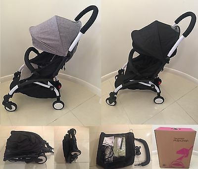 Stroller Compact Travel Stroller Pram Lightweight - NEWBORN BASSINET AVAILABLE