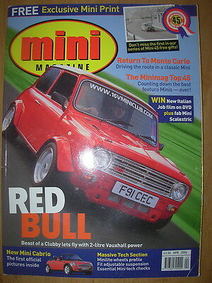 Mini Magazine April 2004 Super 2 Litre