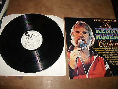 Kenny Rogers  /  20 Golden Hits   12''  Vinyl Lp Ma 29284