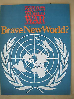 HISTORY OF THE SECOND WORLD WAR VOL 7 No 5 BRAVE NEW WORLD
