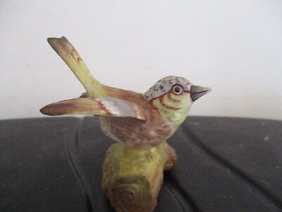 Collectionner designed and modelled by J T Jones chaffinch crown staff england