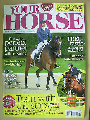 Your Horse Magazine June 2012