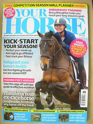Your Horse Magazine April 2014