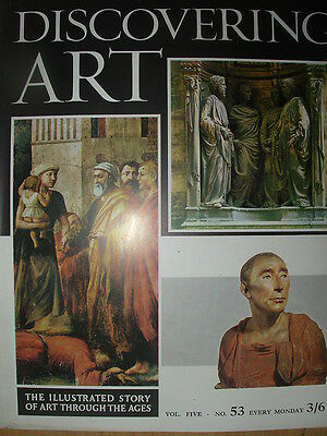 DISCOVERING ART MAGAZINE 1964 No 53 THE EARLY RENAISSANCE