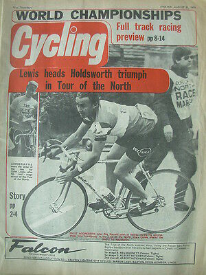 Cycling Magazine August 21 1971