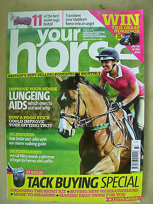 Your Horse Magazine August 2010