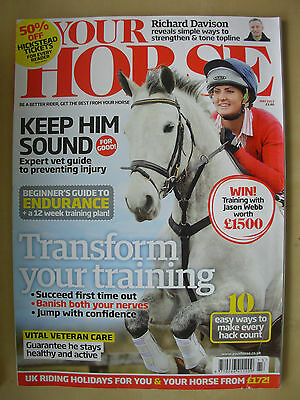 Your Horse Magazine May 2013