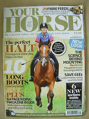 Your Horse Magazine October 2010