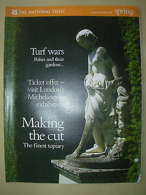 National Trust Magazine Spring 2006 The Finest Topiary