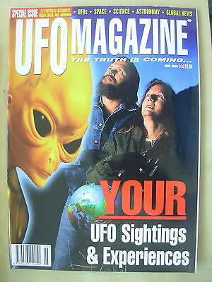 Ufo Magazine - The Truth Is Coming - May 2003