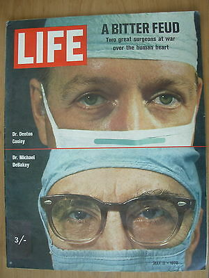 VINTAGE LIFE MAGAZINE MAY 11th 1970 ASTRONAUTS TELL WHAT HAPPENED ON APOLLO 13