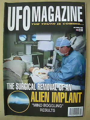 Ufo Magazine - The Truth Is Coming - July / August 2000