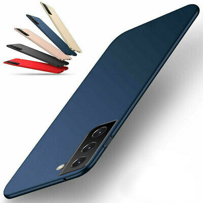 Ultrathin Matte Hard Back Case Cover For Samsung Galaxy A7 2018 A5 A6 A8 S9+ S8