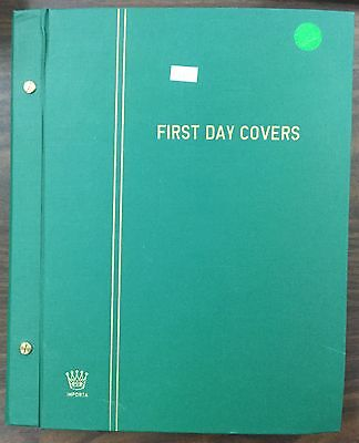 {BJ Stamps} INDONESIA First Day Cover collection, 1955-1966, 100+ in cover album