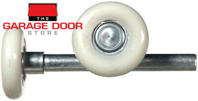 "Garage Door Roller Wheel - 2""  Nylon Roller For All Sectional Garage Doors"