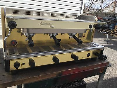 Cimbali Espresso Machine M-20/ 3 Group