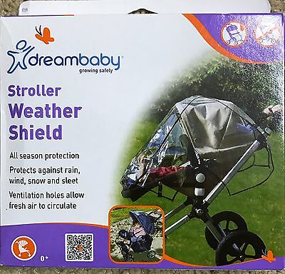 DBAB-L259-Dreambaby Weather Shield - Clear