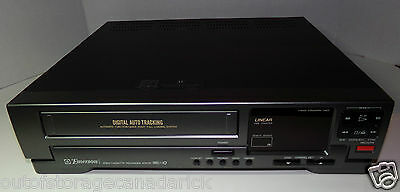 Emerson VCR767 Video Cassette Recorder VHS/VCR Player - Works Great RARE