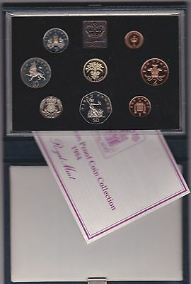1984 Standard Proof Set Of 8 Coins
