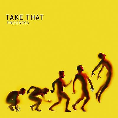 Take That : Progress CD (2010) *** FAST UK DISPATCH - BRAND NEW & SEALED ***