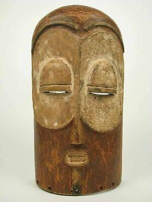 Old DRC Bembe Tribal Mask - WAS $150