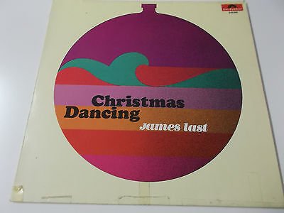 James Last - Christmas Dancing - Polydor Vinyl Lp (249 088)