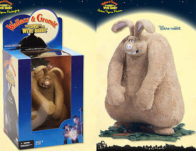 Wallace & Gromit Curse Of The Were-Rabbit Deluxe Boxed Set Mcfarlane New