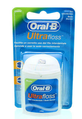 Oral-B Ultra Floss Menta