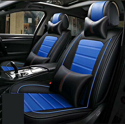 Universal Black PU Leather Car Seat Cover Holden Cruze Holden Commodore Captiva