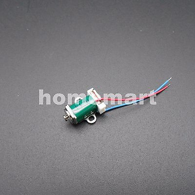 1PC X DC 5V 6V Miniature Solenoid Push Pull Inhaled Micro Electromagnet 2MM Suck