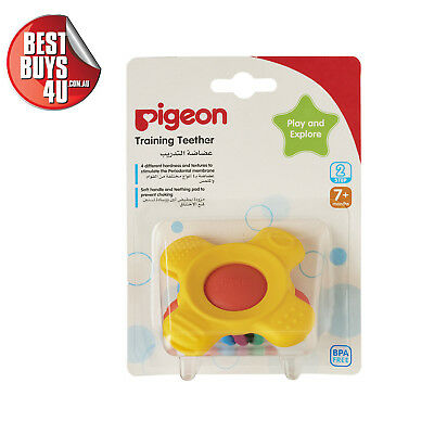 Pigeon Baby Training Teether Step 2