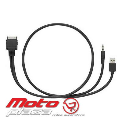 JVC USB Audio/Video Cable For iPod/iPhone