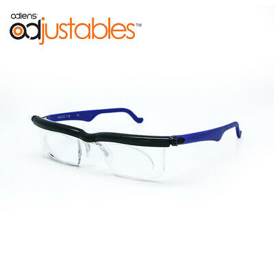 715acc7816d Adlens Focus Adjustable Eyeglasses -6D to +5D Diopters Myopia Reading  Glasses