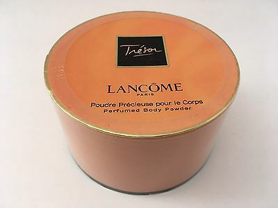 New Lancôme TRESOR Women's Bath Body Perfumed Dusting Powder 3.25oz 92.1g