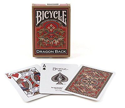 Bicycle Gold Dragon Deck Playing Cards Bicycle Cards New UK SELLER UK SELLER