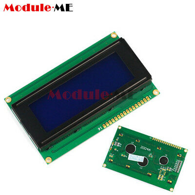 20x4 Character LCD Module Display,HD44780,High Contrast,Wide View,Arduino 3.3V M